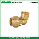 Wholesale Price Brass Female Elbow Pipe Fitting for PE Pipe