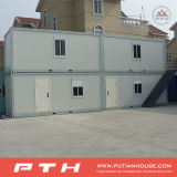 China Prefabricated 20FT Standard Container House as Modular Building Project