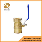Female Male Thread Brass Ball Valve with Dn20