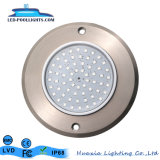 Super Thin 6W/8W/18W/24W/35W Multi-Color 316ss Underwater LED Pool Lighting with External Control