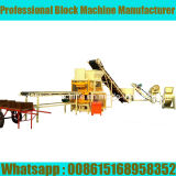 Fd4-10 Hydraulic Automatic Interlocking Clay Lego Brick Making Machine