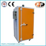 Small Electric Powder Coating Curing Oven for Car Wheels