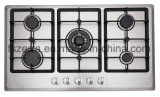 2017 New Products Gas Cookware Built in Gas Hob with Cast Iron Pan Support
