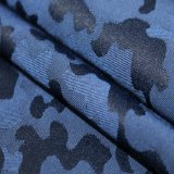 100d*40s Yarn Dyed Camouflage Jacquard T/C for Garments Bags Dress