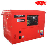 Sound Proof Single Phase Generator Set (BH8000)