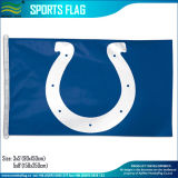 Polyester Indianapolis Colts Official NFL Football Team Logo 3′x5′ Flag