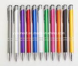 Wholesale Promotional Clip Aluminum Metal Ball Pen