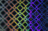Cubic Water Transfer Printing Film Hydrographic Films 3D Cubic Laser Pattern Film Hydrographic Film 0.5m*40m/Roll