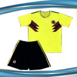 Custom New Design Football Jersey Cheap Soccer Uniforms for Adult Sports Wear Factory