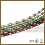 11.5mm 10.5mm Diamond Wire Saw for Granite Marble Concrete