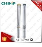 Stainless Steel 3.5 Inch 3/4HP Deep Well Submersible Electric Water Pump with Ce Approved