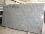 Viscont White Granite Slab for Headstone/Monument/Tombstone
