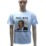 Men′s Print T-Shirts for Election