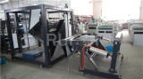 Automatic DHL Postal Cost LDPE Express Bag Making Machinery with Pocket