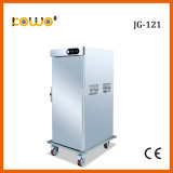 Large Capacity Electric 11 Racks Heated Thermostat Control Food Warmer Cabinet for Kitchen Appliance