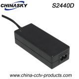 24VDC 4A Ce&IEC Approved Regulated CCTV Power Supply (S2440D)