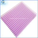 Twin-Wall Rectangular Structure Agrucultural Polycarbonare Sheet for Greenhouse Width 2100