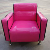 Single Seat PVC Leather Kids Uhplster Chair/ Children Furniture (SXBB-30)
