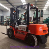 New Design Economic Model 3 Ton Diesel Forkliftdiesel Counterbalance Forklift Truck with CE