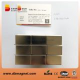 Cheap N35 Block Sintered Neodymium Magnetic Material