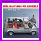 Mobile Heavy Duty Truck Tyre Changer Machine Tyre Changer