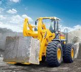 25 Ton Forklift Front Loader Lw600kn-T25 Heavy Stone Block Handling Equipment