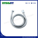 No Extensible Double Lock Stainless Steel Flexible Shower Hose (HY6004)