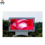 RGB Full Color Outdoor P6 LED Display Screen Fixed Video Wall