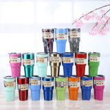 China Price 20 Oz 30 Oz Car Travel Tumbler Stainless Steel Tumbler Doubel Wall Vacuum Insulated Coffee Mug Tumbler