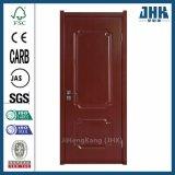 MDF HDF Double Swing Office Veneer MDF Cheap PVC Door
