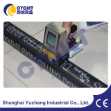 Cycjet Hot Sale Handheld Printing Machine for Steel Tube Printing