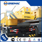 XCMG 25 Ton Mobile Crane Telescopic Boom Truck Crane (QY25K-II)