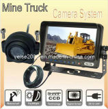 Rear View Camera System of Truck Mining, Fire Trucks, Ambulance, Cash-in-Transit Safety Vision