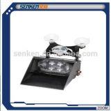 Senken Vehicle Interior Police LED Visor Light Dash Warning Light