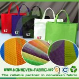 Cross Nonwoven Fabric for Shopping Bag