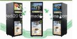19inch Media Intelligent Advertisement Instant Coffee Vending Machine