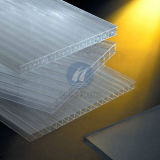X-Structure Triple Wall Polycarbonate Hollow Sheet Multi-Wall Rectangle PC Sheet