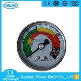 50mm Factory Price Stainless Steel Case Liquid Filled Pressure Gauge