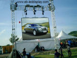 Full Color P10 Outdoor LED Video Wall for Advertising