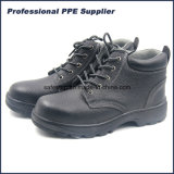 Leather Cheap Steel Toe Foot Protection Safety Products
