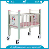 AG-CB004 Flat Colorful Beauty Child Bed