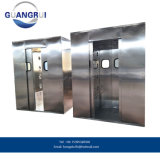 Automatic Stainless Steel Corner Clean Room