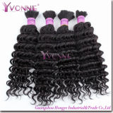 Fashion Brazilian Remy Hair Bulk, Human Hair Bulk