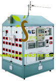 Educational House for Electrical Installations and Testing Didactic Equipment