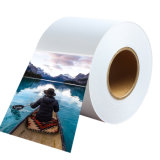 Waterproof A4 RC Inkjet Glossy Photo Paper Roll for Digital Photografic Printing