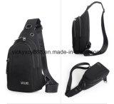 Men Polyester Multifunction Waterproof Single Shoulder Chest Leisure Bag (CY3747)
