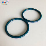 Custom Rubber Products Factory Manufacture Non-Standard Blue Color Big Rubber O Rings for Outdoor Solar System