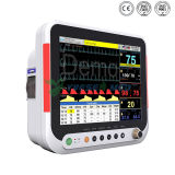 Ysf9 Medical Hospital Manufature 15 Inches Cheap Patient Monitor