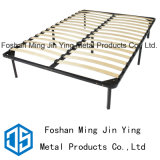 Detachable Bed Frame Poplar Slats Used for Bedroom Furniture (A008)