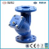 High Quality Ggg50 Ductile Iron Flange Y-Type Strainer